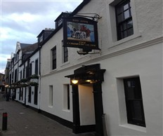 The Commercial Inn i Campbeltown